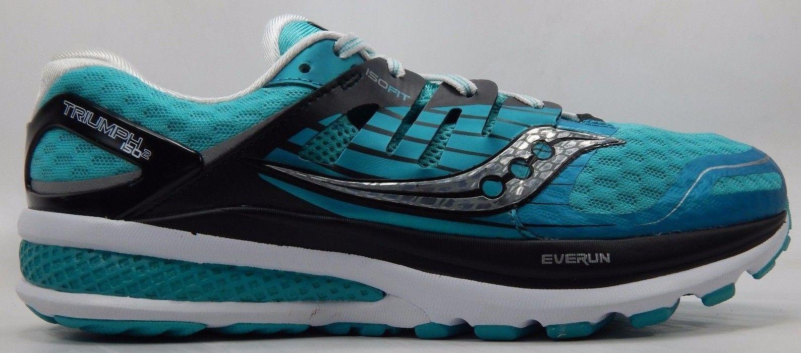 Saucony Triumph ISO 2 Women's Running Shoes Size US 10.5 M (B) EU 42.5 S10290-5