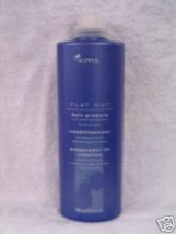 Original Kms Flat Out Hair Prepare Conditioner Smooths Fly-a-ways & Curls 25 Oz - $17.76