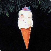 Hallmark Keepsake Ornament Chilly Chap 1991 QX5339 - $12.00