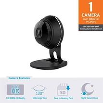 Samsung SNH-V6414BN SmartCam Full HD Plus 1080p WiFi IP Camera, Black (C... - $84.95