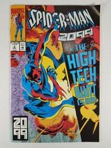 Spider-Man 2099 # 2 - 1st Series - Marvel Comics Group - 1992 - $1.50
