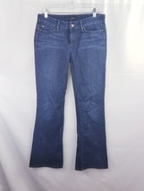 Joes Womens Jeans fit provocateur size 28 blue jeans boot cut - $24.99