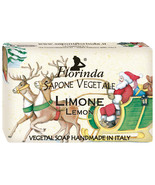 Florinda Special Christmas Lemon Vegetal Soap Bar 50g 1.76oz - $5.16