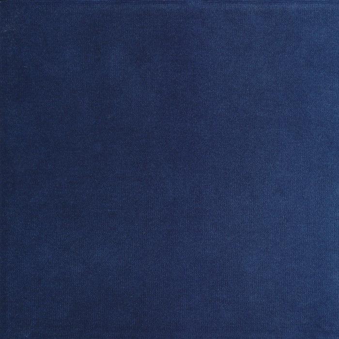 Unico Vaev Tela para Tapizar Atelier Terciopelo Yale Azul 706/40 7.9m Cx