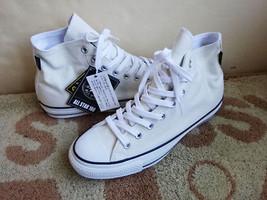 Converse All Star 100 GORE-TEX Hi US8 White - $337.04