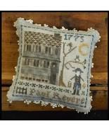 Paul Revere #6 The Early Americans Series cross stitch Little House Need... - $5.40