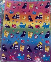 *PickYourSheet* VINTAGE LISA FRANK Complete & Crispy Sticker Sheets HTF RARE image 5