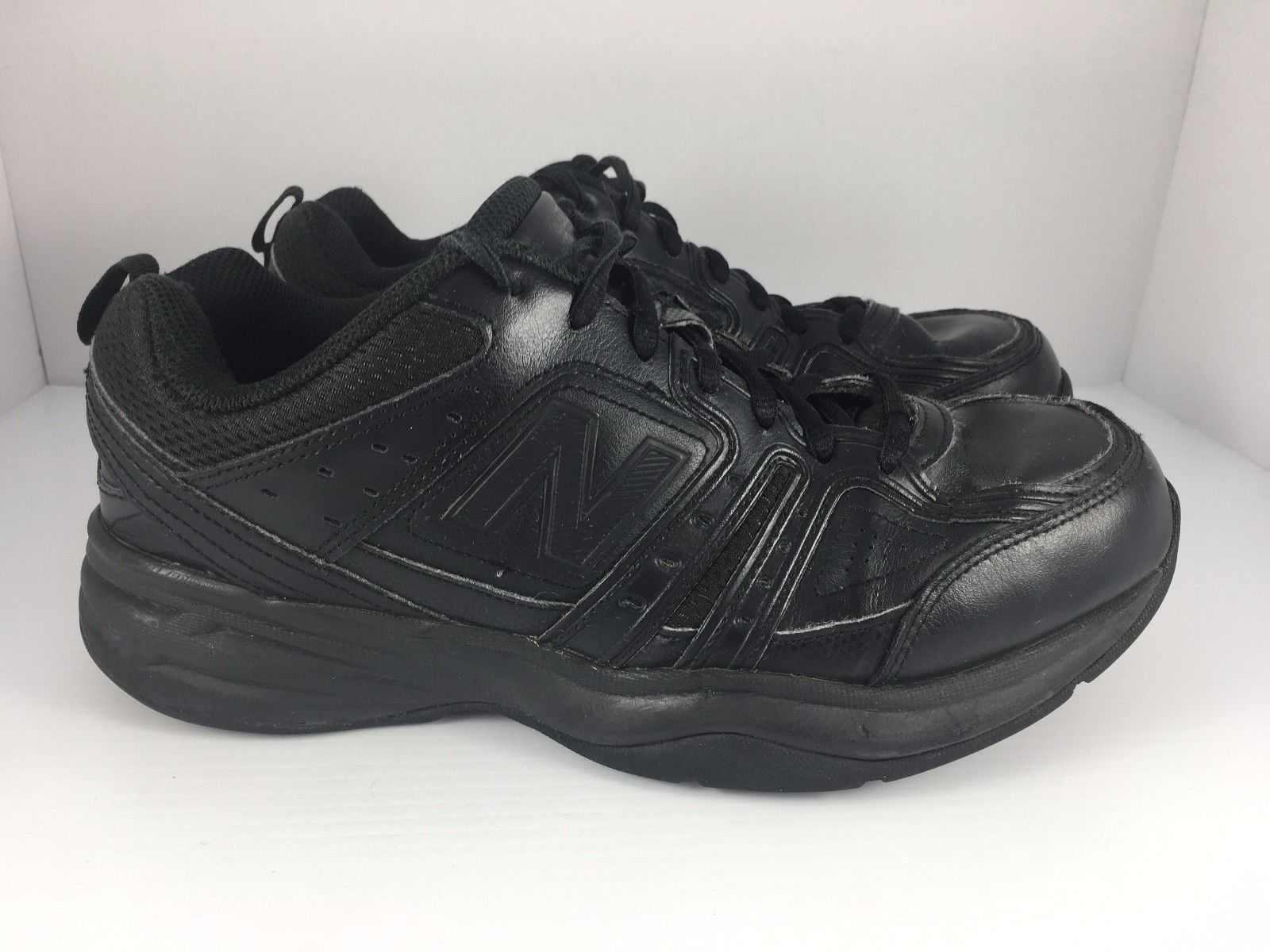 the best attitude 88341 05ec7 New Balance 409 Men US 8 4E Black Athletic Trainers Running Walking Shoes  J35