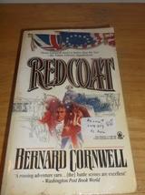 Vintage Paperback Redcoat Bernard Cornwell Tor Fiction 0812502477 - $7.99