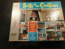 Vintage Sale of the Century Board Game by Milton Bradley - 99% Complete - $24.95