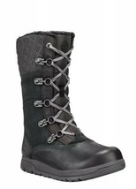 TIMBERLAND WOMEN'S HAVEN POINT WATERPROOF TALL WINTER BOOTS SIZE 8 US - $121.54