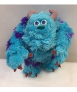 "Monsters Inc Plush Sulley Bend Em Pose 'Em Stuffed Animal Character 6"" T... - $8.91"