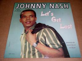 Johnny Nash Let's Get Lost Record Album Vinyl Vintage ABC Paramount Label - $45.99