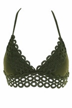 BECCA Women's Swim Wear Top Green Pick your size #B166 - $19.99