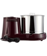 New Butterfly Rhino 2 Litre Table Top Wet Grinder (Cherry) , 220V , FREE... - $140.02