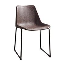 Acme Furniture Valgus Vintage Side Chair (Set Of 2), Mocha - $488.19