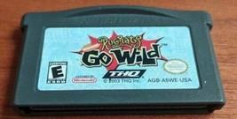 Rugrats Go Wild game (Nintendo Game Boy Advance, 2003) gameboy - $9.85