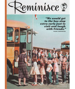 Reminisce Magazine August/September 2015 Get to the bus stop early ! - $4.50