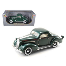 1936 Pontiac Deluxe Green 1/18 Diecast Model Car by Signature Models 181... - $61.81