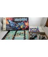 Zaxxon Never Played Milton Bradley Board Game MB 1982 SEGA Complete MB 4316 - $17.26
