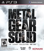 Metal Gear Solid: The Legacy Collection - $38.41