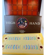 """High Hand Board Game of Shifting Strategies and Revealed Hands """"Old"""" New Milton - $12.75"""