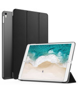 Apple iPad Pro 12.9 Inch 2017 Leather Case Slim Folding Smart Cover Proo... - $16.48
