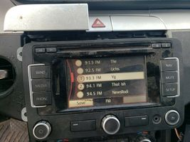 2010-2015 Volkswagen Touch Screen Navigation Radio Head Unit 1K0-035-274-D image 10