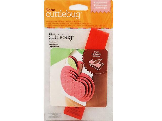 Cricut Cuttlebug Kaleidoscope Embossing Folder #2002383