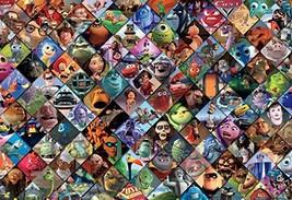 "Ceaco Disney/Pixar Clips Jigsaw Puzzle, 2000 Pieces Multi-colored, 5"" - $17.99"