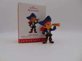 Hallmark Keepsake Ornament Ahoy Mateys! Disney Jake and the Never Land Pirates 2 - $9.50