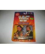 WWF Superstars Card Game Jake The Snake vs Ted Dibiase 2 Decks New Vinta... - $39.59
