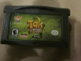 NINTENDO GAMEBOY GAME BOY ADVANCE TAK THE GREAT JUJU JU JU CHALLENGE USED - $9.99