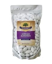 White Jordan Almonds Wedding Shower Party Favor Premium Fine Candied Nut... - $24.62