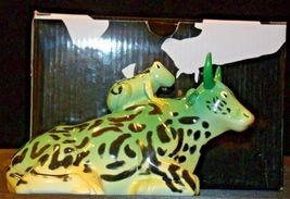 CowParade Mother Frog Item # 9207 Westland Giftware AA-191894 Vintage Collectib image 3