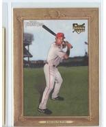 JOSH HAMILTON RC 2007 Topps Turkey Red #55 Cincinnati Reds Baseball Spor... - $1.79