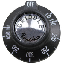 Dial/Knob for Griddle Thermostat 150-400°F TRI-STAR 360162  TS-1106  - $9.31
