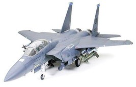 Tamiya 60312 Boeing F-15E Strike Eagle Bunker Buster 1/32 scale kit - $159.31