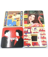 Nespresso Coffee Stories Coasters Limited-Edition Individually-Wrapped D... - $19.00
