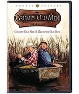 GRUMPY OLD MEN/GRUMPIER OLD MEN DVD - NEW UNOPENED - WALTER MATTHAU - $12.99