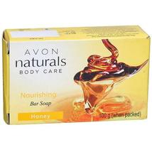 Avon Naturals Milk and Honey body and face bar Soap 100GM (Pack of 5) - $19.99