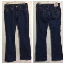 True Religion Jeans Womens Size 25 Bobby Style - $39.59