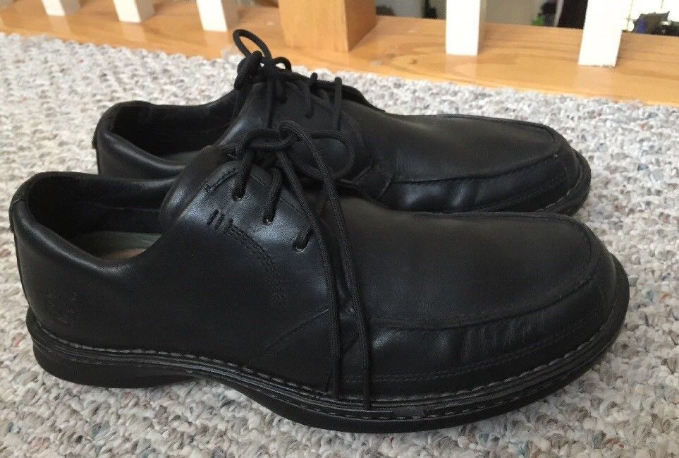 Timberland Men's 68591 Cedar Breaks Oxford Shoes Black Size 10.5M