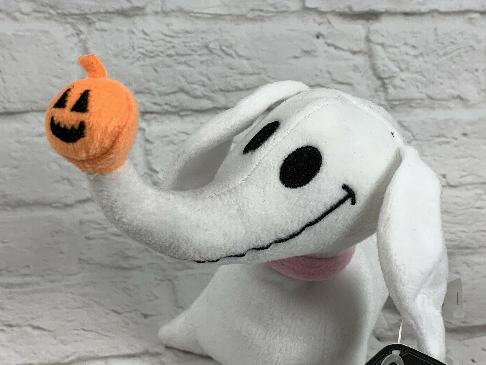 "Disney The Nightmare Before Christmas Zero Ghost Dog 10"" Plush Doll Gift"