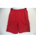 Boy's Red Canyon River Blues Pull Up Cargo Shorts. 100% Cotton. Inseam -... - $17.00