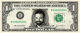 BILLY MAYS on REAL Dollar Bill Cash Money Bank Note Currency Dinero Cele... - $7.77