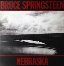 """Bruce Springsteen - Nebraska (Album Cover Art) - Framed Print - 16"""" x 16"""" - $51.00"""