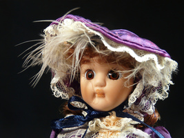 Haunted Antique Porcelain Doll Ancient Japanese Witchcraft Active Entity... - $444.00
