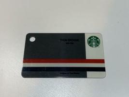 Starbucks card Starbu card Tom Brown THOM BROWNE - $85.48