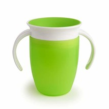 Munchkin Miracle 360 Trainer Cup, 7 Ounce 1-Pack - Green - $8.02